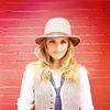 Caitlin: dianna > hat & tie pic