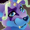 Space Truckin' Purple Pup