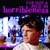 Entendre? Make mine a double.: Doc Horrible