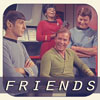 TREK TOS crew friends