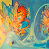 andi: [❤] james jean // butterfly dream