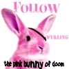 pink bunny of doom