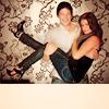 lea & cory → photoshhot | everytime you