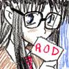 ROD crayon