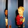 glee: dianna/amber > lockers