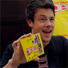 cory monteith daily