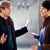 blackhalo72: Arthur & Merlin - woah on the hug