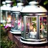 candles- lanterns