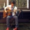 Maple: Brendon guitar