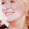 one of those regular weird people.: Glenn Close