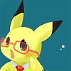 [pokemon pika] four eyes for sore eyes