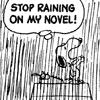snoopy raining on novel_kc_anathema