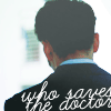 who saves the doctor?, dark!doctor who saves the doctor?