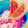 Jessica K Malfoy: food: sugar fruit