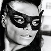 O, Hai!: Eartha Kitt B&W Catwoman