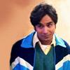 BBT Raj smirk