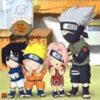 Team 7 at Konoha