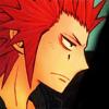 Axel is unamused