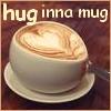 hesadevil: hug inna mug