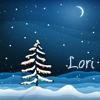 Lori - winter tree