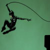 Catwoman!JumpingGreen