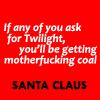 Christmas - Fucking COAL