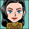 ljc: star trek (cartoon number one)