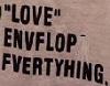 love envflops fvertyhing