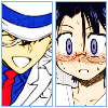 Kaitou Kid/Issei; this charming man