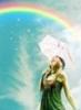к радуге на сердце