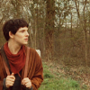 audiopineapple: Merlin: Gwen (Flowers)