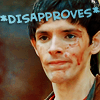 Merlin Disapproves