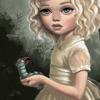 alabaster_sin: blond catepillar