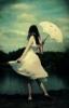 з парасолькою