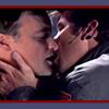 Mcshep close-up kiss