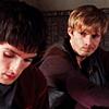 Merlin - Arthur is adorkable