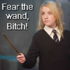 clairvoyant: Fear the wand