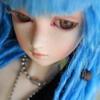 блакитна