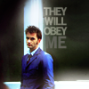 dark!doctor they will obey, they will obey