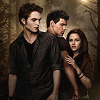New Moon Edward Bella Jacob Poster