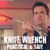 Knife Wrench
