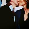 Cal and Gil Kiss