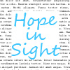 Hope in Sight 1