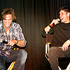 """Extremely hot awesome"": spn j2 con joy!"