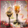 Expresso Maniac: New Year Champagne Glasses