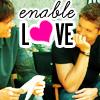 enable l♥ve: [j²] classic j² on set | personal