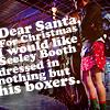 Booth Dear Santa