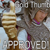 Gold Thumb