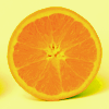 Hand-tossed citrus