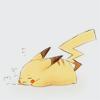☆彡眠たいピカ